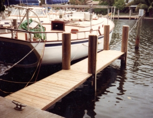 A B Dock Seawall Marine Contractor