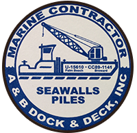 A & B Dock & Deck INC -  Marine Contractor
