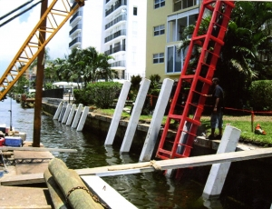 pile driving contractor in South Florida
